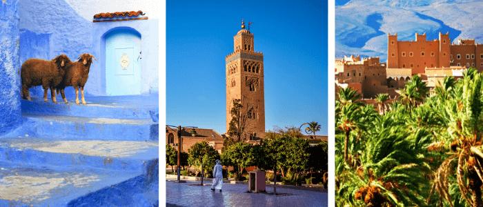 Morocco Facts: Chefchaouen, Marrakech, Atlas Mountains