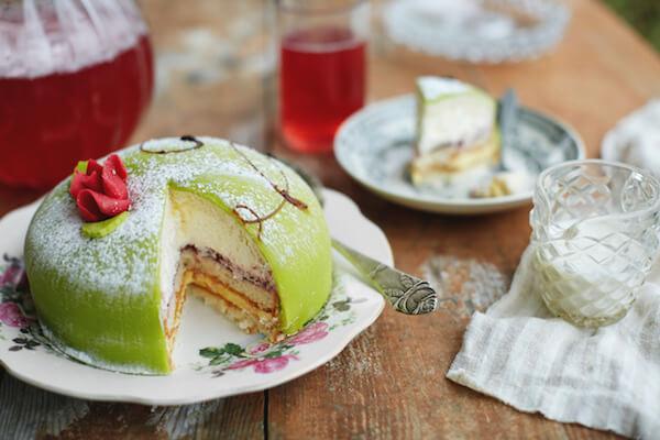 Swedish Food: Princess Cake - Credits: Magnus Carlsson/imagebank.sweden.se