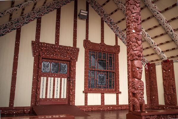 Maori meeting place - image by GregWard/shutterstock.com