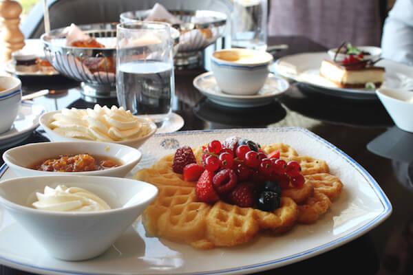 Waffles in Sweden: Credits: Mikaela Vázquez Rico/imagebank.sweden.se
