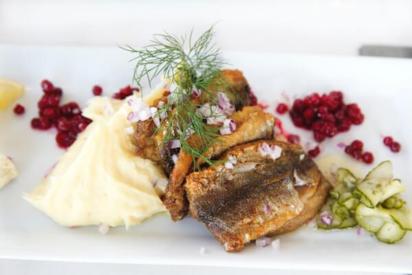 Fried Herring - Credits: Miriam Preis/imagebank.sweden.se