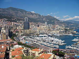 Monaco - image by R Meehan at wiki commons