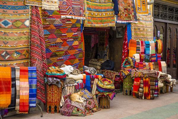 Morocco fabric market