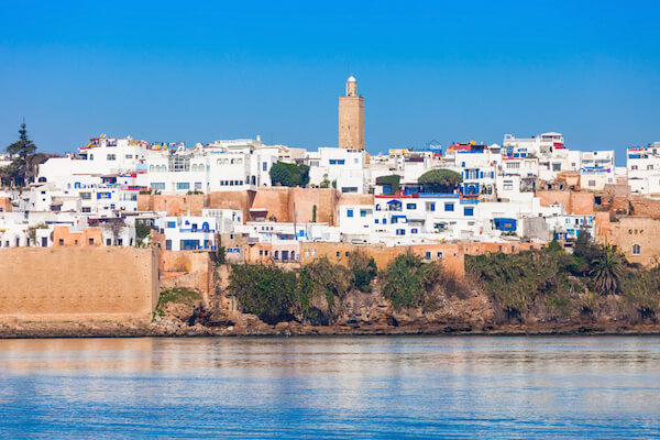 Rabat, the capital city of Morocco