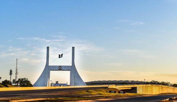 Abuja Gate by RedConfidential/shutterstock.com