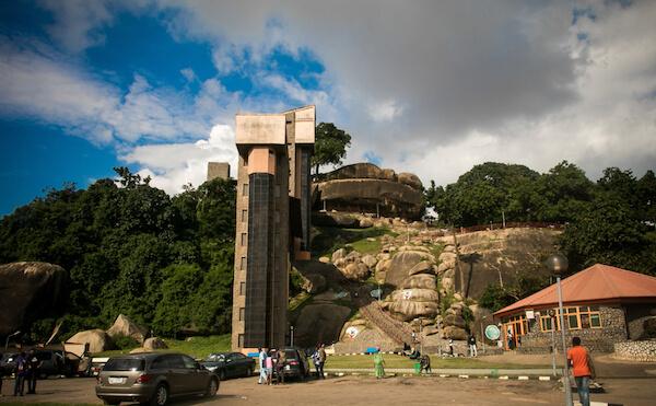 Nigeria's Olumo Rock