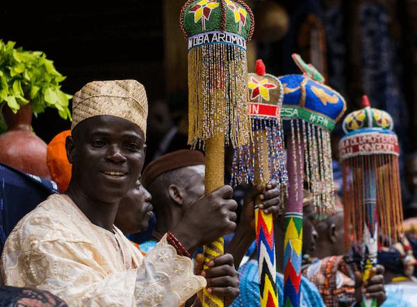 Nigeria_Osun Osogbo festival - image by Toye Aru/shutterstock.com