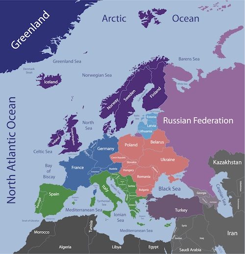 Norway Facts For Kids Geography Norway Animals Norway - Norway england map