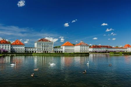 Nymphenburg Palace Munich, image by f9photos