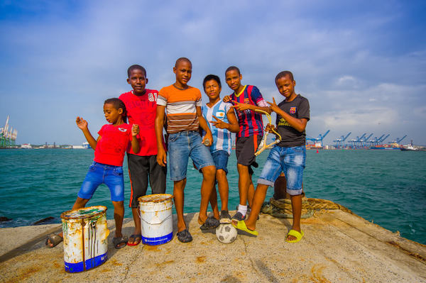 Teenagers in Panama - image by Fotos593/shutterstock.com