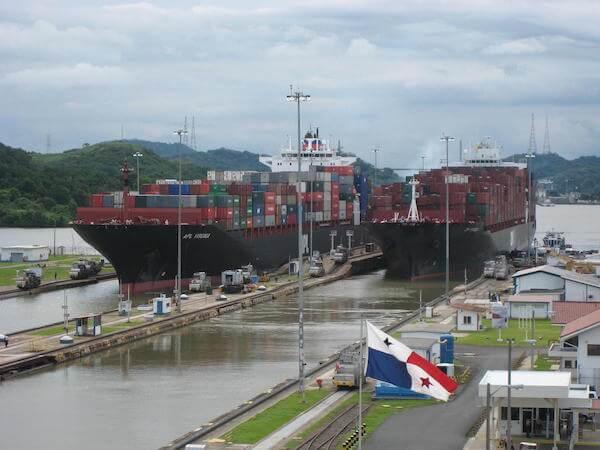 Panama Canal - World Fact Book