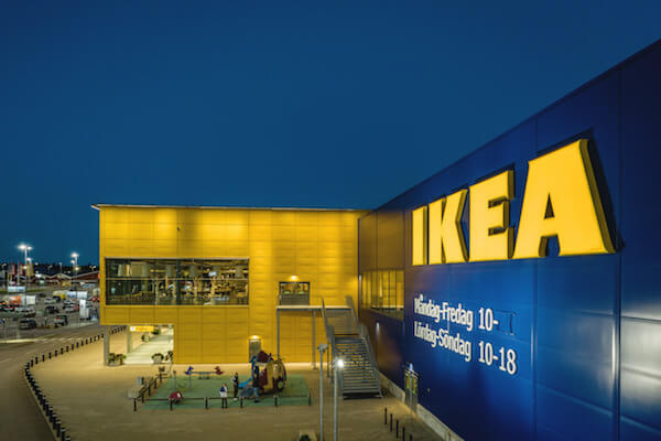 IKEA store in Almhult - image by Per Pixel Petersson/imagebank.sweden.se