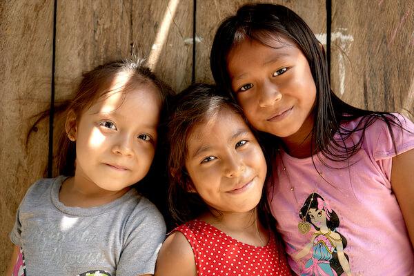 Peru Natives - image by Karol Moraes/shutterstock.com
