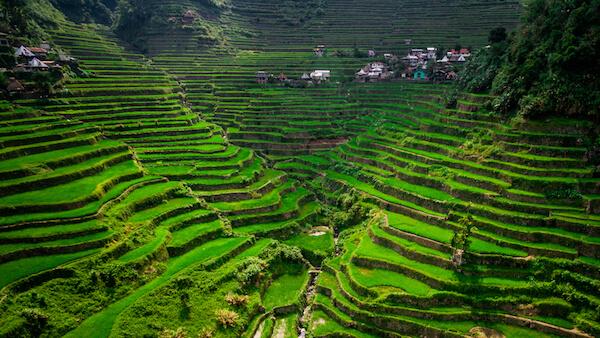 Philippines Batad Riceterraces