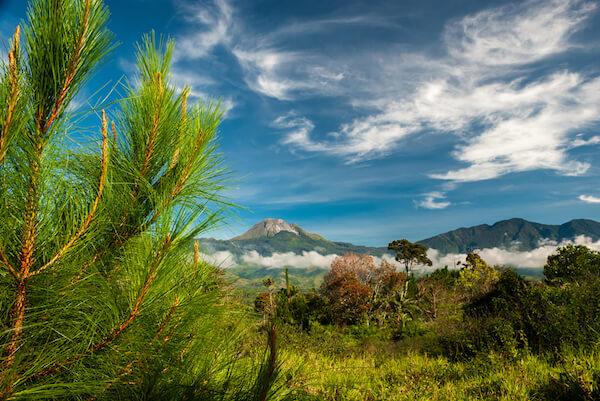Philippines Mount Apo