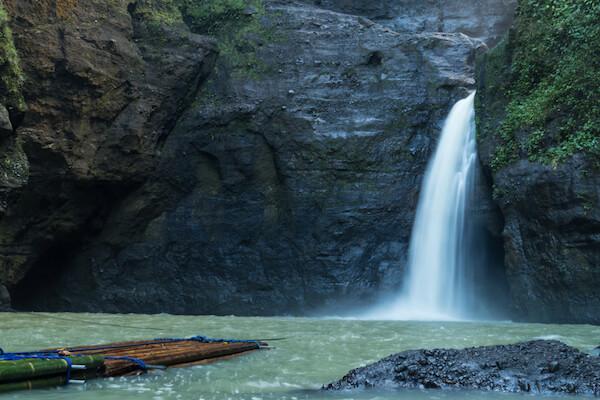 Philippines Pagsanjang Waterfalls