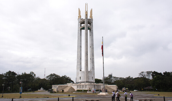 Philippines Quezon Memorial - image by Matthew Roberge/shutterstock.com