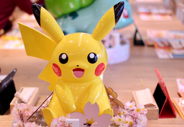 Pokemon - image by Hannari Eli/Shutterstock.com