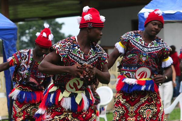 Festival in Port Harcourt - image by Larimer Images/hutterstock.com