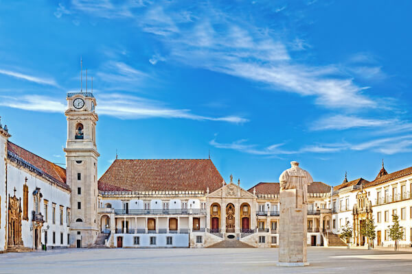 Portugal Attractions: Coimbra University