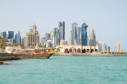 Doha image by Fitria Ramil/shutterstock.com