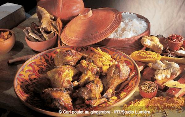 Reunion Chicken Curry - image credits: IRT/Studio Lumiere