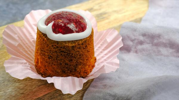 Finnish Runebergcake