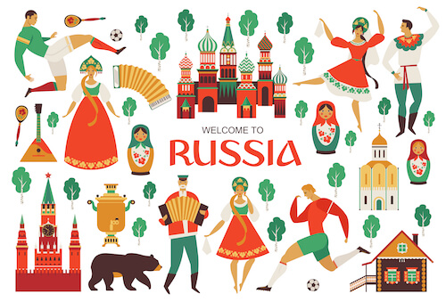 Russia Facts for Kids | Russia for Kids | Geography | People | Food