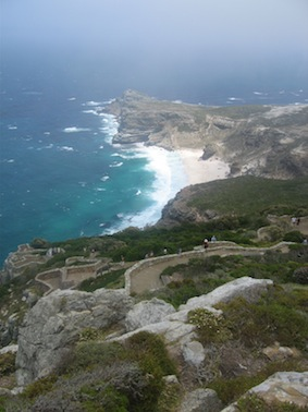 Cape Point, near Cape Town South Africa