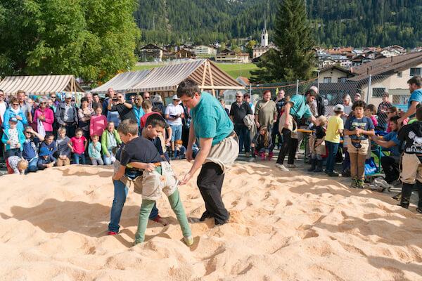Schwingen - Swiss sports - image by Makasana/shutterstock.com
