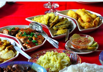 Dishes of the Seychelles