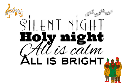 silent night christmas song