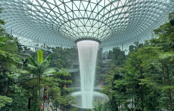 Singapore Jewel