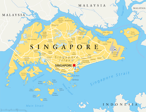 Singapore Facts for Kids | Geography | Food | People | Attractions