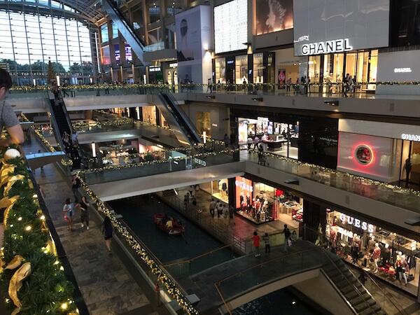 Marina Bay Sands Shopping Centre