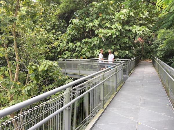 Singapore Southern Ridges Walk