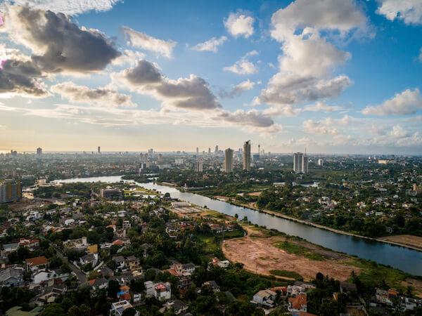 Sri Lanka's capital city Kotte