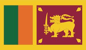 Flag of Sri Lanka