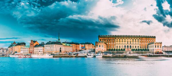Stockholm's Royal Palace