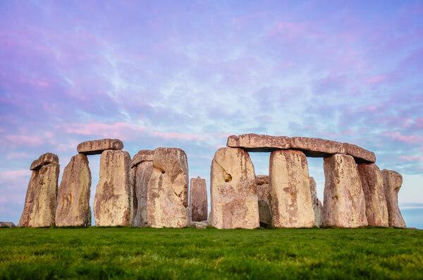 Stonehenge in the UK