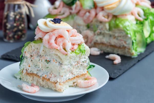 Sandwich Cake in Sweden - image by julian_n/shutterstock.com