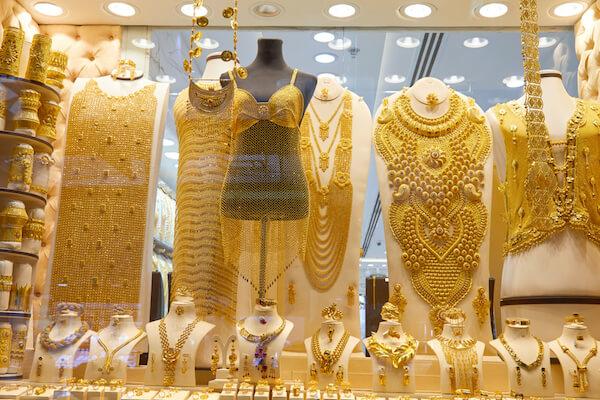 Dubai Gold Souk - image by Andersphoto