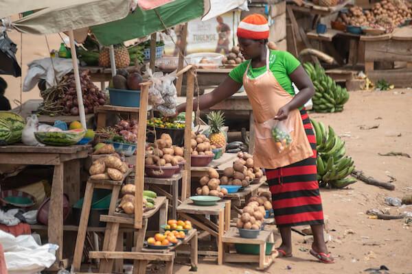 Uganda Marketstall - image by Vlad Karavaev/shutterstock.com