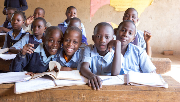 Students in school - image by Adam Jan Figel/shutterstock