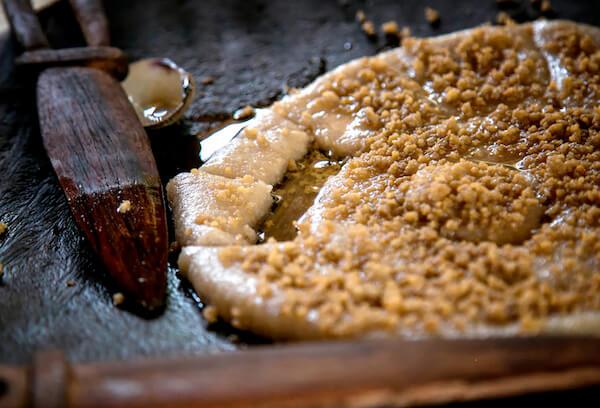 Typical Vanuatu dish is laplap - image by Jandira Namwong/shutterstock.com
