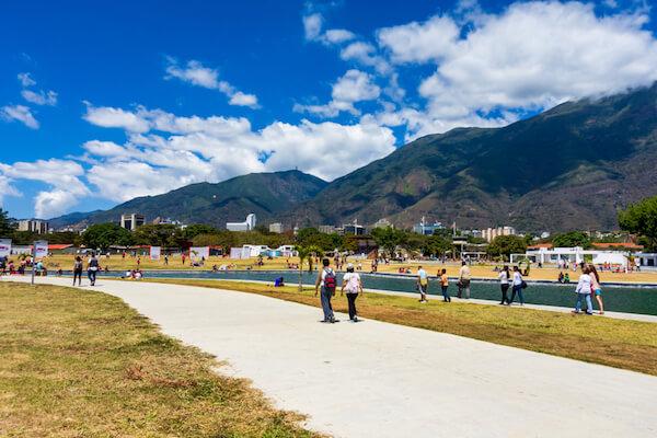 Venezuela's Parque del Este in Caracas in 2019 - image by Giongi63 / shutterstock