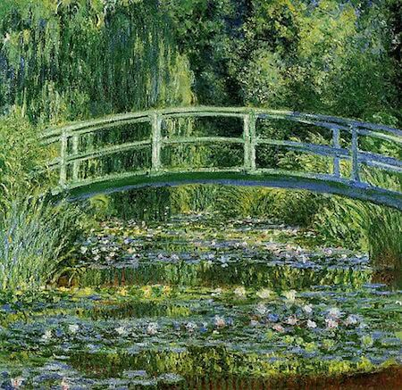 Famous French People Claude Monet Garden of Giverny