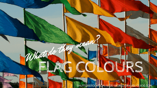 World Flags: Interesting Information for Kids on the Flags