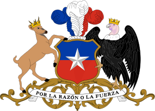 Chilean Coat of Arms