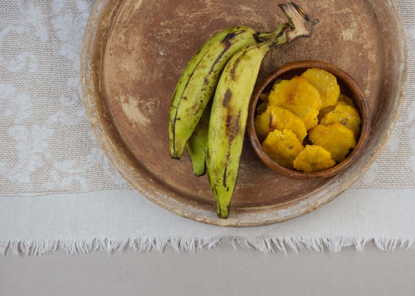 Tostones and Plantains are common food in the Dominican Republic - image by MediaApepu/shutterstock.com